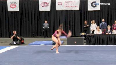 Maggie Nichols - Floor, Oklahoma - 2018 Big 12 Championship