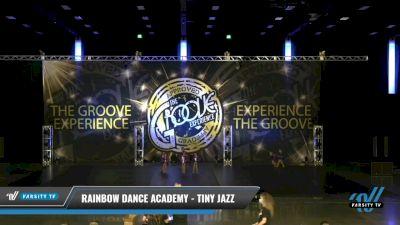 Rainbow Dance Academy - TINY JAZZ [2021 Tiny - Jazz Day 2] 2021 Groove Dance Nationals