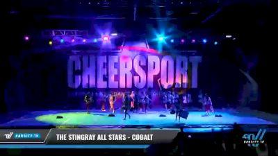 The Stingray Allstars - Marietta - Cobalt [2021 L6 International Global Day 2] 2021 CHEERSPORT National Cheerleading Championship