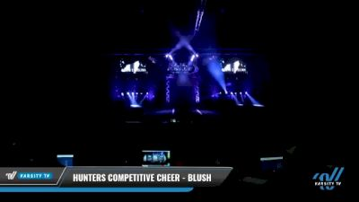 Hunters Competitive Cheer - Blush [2021 L1 Junior Day 1] 2021 The U.S. Finals: Myrtle Beach