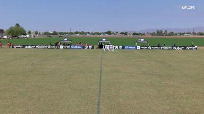 ALIANZA U17 vs. REAL SALT LAKE - Field 14