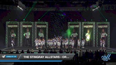 The Stingray Allstars - Marietta - Orange [2019 Large All Girl Day 1] 2019 The MAJORS