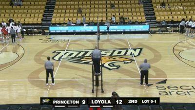 Replay: Loyola Maryland vs Towson - 2021 Towson Invitational | Sep 3 @ 1 PM