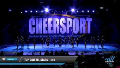 Top Gun All Stars - UF0 [2021 L6 International Open Coed - NT Day 2] 2021 CHEERSPORT National Cheerleading Championship