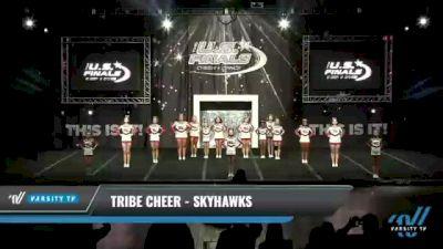 Tribe Cheer - Skyhawks [2021 L2 Junior - Small Day 1] 2021 The U.S. Finals: Kansas City