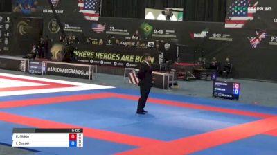 Elizabeth Nitkin vs Iasmim Casser 2018 Abu Dhabi Grand Slam Los Angeles