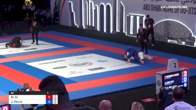 Musabbeh Al Khateri vs Jordy Peute Abu Dhabi World Professional Jiu-Jitsu Championship