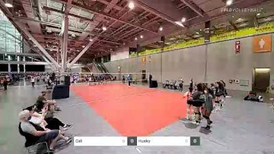 Husky vs Cali - 2021 NIKE Boston Volleyball Festival