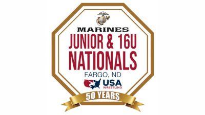 Replay: Mat 1 - 2021 US Marine Corps Jr & 16U National Champs | Jul 23 @ 2 PM