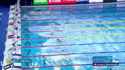 Replay: FINA World Cup Swimming - Budapest | Oct 7 @ 3 PM