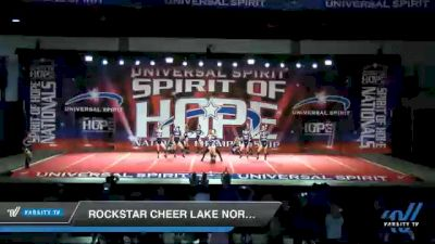 Rockstar Cheer - Van Halen [2021 Senior Coed Small 4 Day 1] 2021 Universal Spirit: Spirit of Hope National Championship