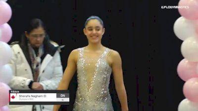 Shorafa Nagham El - Ribbon, Olympium RGC - 2019 Elite Canada - Rhythmic