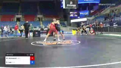 97 kg Rr Rnd 2 - MacAron Kukowski, Minnesota Storm vs Duncan Lee, Iowa