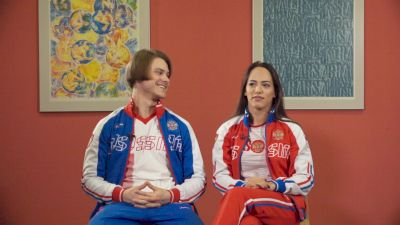 """It's Much Easier When You Feel the Support"" Gusev and  Bondareva"