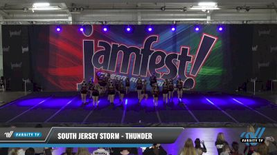South Jersey Storm - Thunder [2021 L3 - U17 Day 1] 2021 JAMfest: Liberty JAM