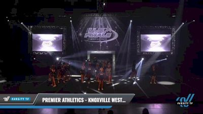 Premier Athletics - Knoxville West - Reef Sharks [2021 L2 Youth - Medium Day 1] 2021 The U.S. Finals: Sevierville