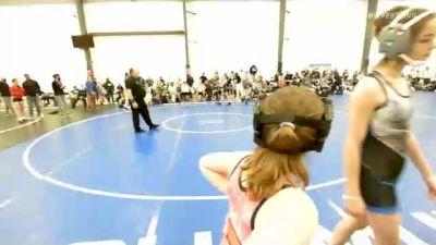 41 kg Prelims - Emma Bacon, Hammer Chicks vs Forfeit, Wrestle Like A Girl 1