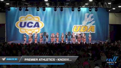 - Premier Athletics - Knoxville West - Jaws [2019 Senior - Medium - Coed 6 Day 2] 2019 UCA Bluegrass Championship