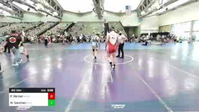 162 lbs Round Of 16 - Nick Bernik, RedNose Wrestling School vs Joshua Wilkins, Holy Cross