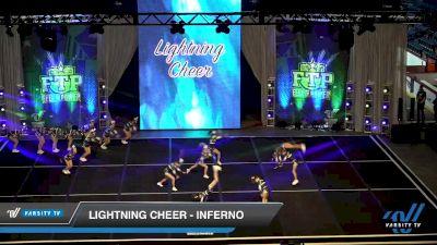 Lightning Cheer - Inferno [2020 L2 International Junior Day 1] 2020 Feel The Power East