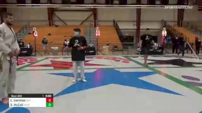 Steele McCall vs Edgar Gamboa 2020 Colorado State Championships