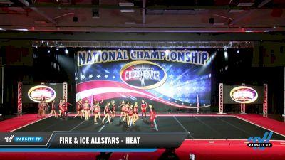Fire & Ice Allstars - Heat [2021 L6 Senior Coed Open - Small Day 2] 2021 ACP: Midwest World Bid National Championship