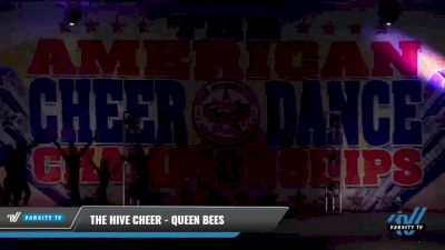 The Hive Cheer - Queen Bees [2021 L2 Junior - D2 - Medium Day 2] 2021 The American Celebration DI & DII