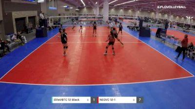 EliteVBTC 12 Black vs NEOVC 12-1 - 2019 JVA Rock n' Rumble