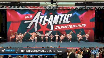 Upper Merion All Stars - Crush [2020 L6 Senior Open Day 1] 2020 Mid-Atlantic Championships