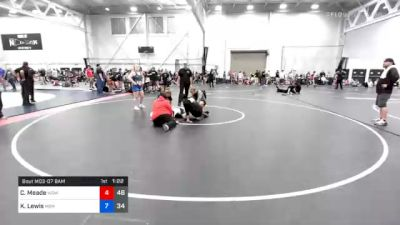 Replay: Mat 3 - 2021 2021 Ultimate Club Folkstyle Duals | Sep 19 @ 8 AM