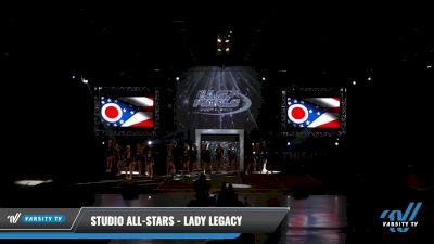 Studio All-Stars - Lady Legacy [2021 L3 Senior - D2 - Small - B Day 2] 2021 The U.S. Finals: Louisville