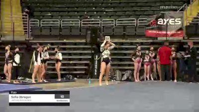 Sofia Obregon - Floor, JamJev Gymnastics