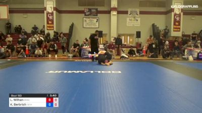 Lucas Wilhan vs Kevin Berbrich 1st ADCC North American Trials