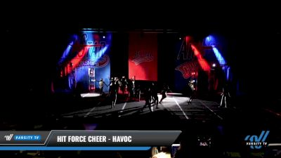 Hit Force Cheer - Havoc [2021 L2 Senior - D2 - Medium Day 3] 2021 ASCS: Tournament of Champions & All Star Prep Nationals