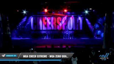 MGA Cheer Extreme - MGA Zero Gravity [2021 L2 Junior - D2 - Small - A Day 2] 2021 CHEERSPORT National Cheerleading Championship