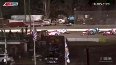 Feature Replay | USAC Sprints at Grandview Speedway