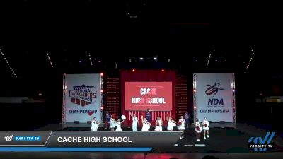 - Cache High School [2019 Game Day Fight Song - Small High School Day 1] 2019 NCA North Texas Classic