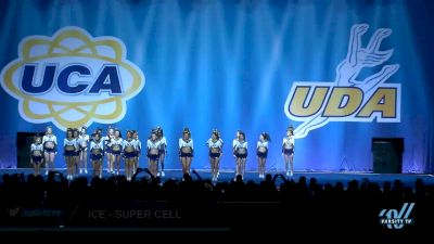 ICE - Super Cell [2018 Senior - Medium 3 Day 1] 2018 UCA Smoky Mountain Championship