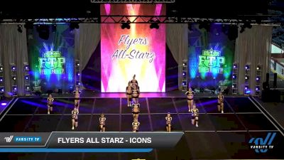Flyers All Starz - ICONS [2020 L4.2 Open Day 2] 2020 Feel The Power East