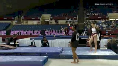 Kendall Knaps - Bars, Centenary (La.) - 2021 Metroplex Challenge