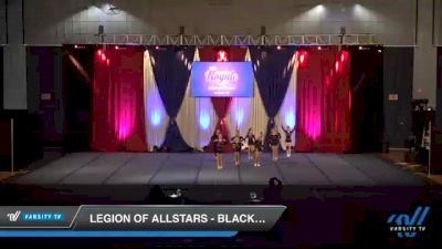 Legion of Allstars - Black Hawks [2021 L5 Junior - D2 Day 1] 2021 The American Royale DI & DII