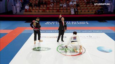 Renato Cardoso vs Keunwoo Kim Abu Dhabi World Professional Jiu-Jitsu Championship