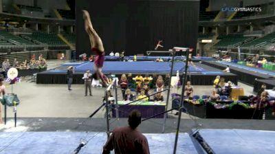Lexy Ramler - Bars, Minnesota - GymQuarters Invitational (NCAA)
