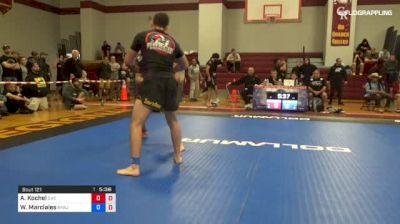 Andrew Kochel vs Werther Marciales 1st ADCC North American Trials