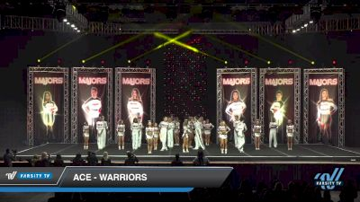 ACE Cheer Company - BHM - Warriors [2019 Large Coed Day 1] 2019 The MAJORS