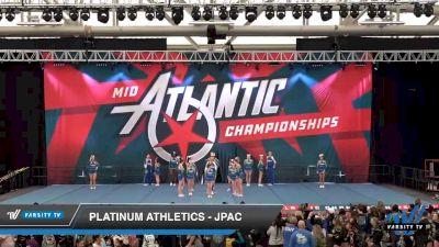 Platinum Athletics - JPAC [2020 L6 Junior Coed Day 2] 2020 Mid-Atlantic Championships