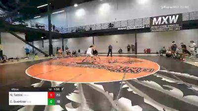 165 lbs Prelims - Nicholas Tattini, Elite Athletic Club vs Connor Svantner, Bad Boys IN