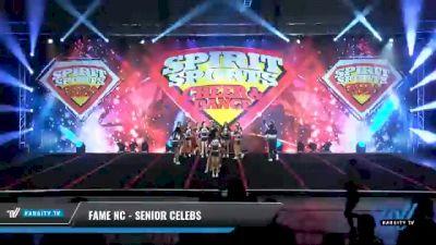 FAME NC - Senior Celebs [2021 L2 Senior Day 2] 2021 Spirit Sports: Battle at the Beach