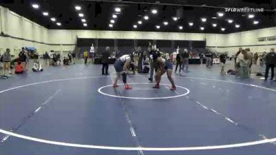 172 lbs 5th Place - Marthine Laguerre, FL vs Sierra Chavez, FL