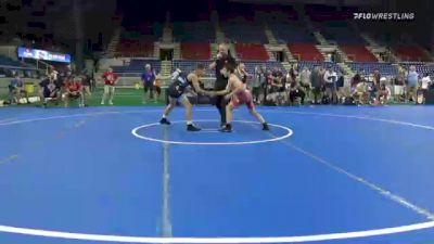 106 lbs Consi Of 8 #2 - Nico Tocci, Pennsylvania vs Tyler Washburn, Florida
